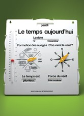 Weather Board - French