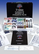 Money & Finance Pack (Sterling)