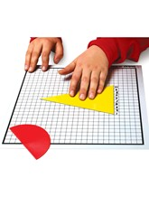 Acetate Area Measuring Grids - 2 in pack