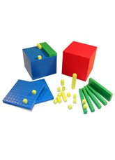 Base 10 Interlocking Number Structure Set